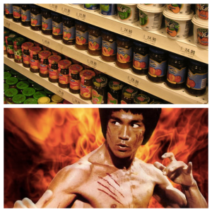 Jam Bruce Lee